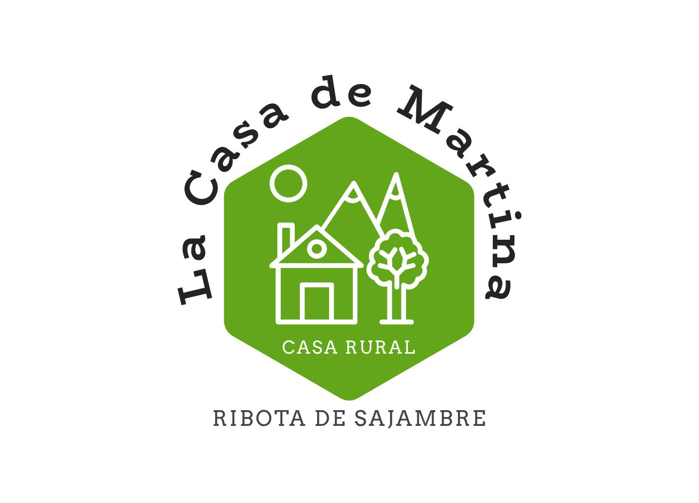 La Casa de Martina Logo
